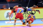 PKL 2019: U Mumba outclass UP Yoddha to beat them 39-36