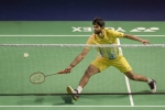 China Open: Sai Praneeth crashes out after losing to Ginting
