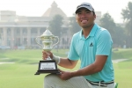 Classic Golf & Country Club International Championship 2019: Rory Hie holds Rashid at bay to win maiden pro title