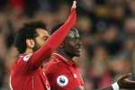 Liverpool stars Mane and Salah have 'reconciled' after Burnley spat