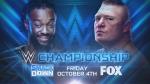 Spoiler on Brock Lesnar vs Kofi Kingston on WWE Smackdown's FOX debut