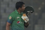 Pakistan recall Umar Akmal, Ahmed Shehzad for uncertain Lanka series