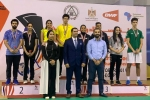 Badminton: Kuhoo Garg and Dhruv Rawat win Egypt International mixed doubles title