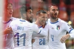 Liechtenstein 0-5 Italy: Dominant triumph keeps Azzurri perfect