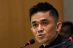 India does not need me to be successful all the time: Sunil Chhetri