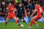 Wales 1-1 Croatia: Work to do for both following feisty stalemate