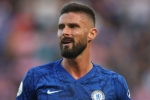 Giroud willing to consider tough call on Chelsea future