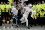 Bottas labels Mercedes title 'so impressive' after ending his win drought