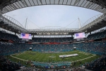 Dolphins' Hard Rock Stadium could host Miami GP after agreement reached 'in principle'