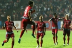 ISL 2019-20: JFC vs OFC: 10-man Jamshedpur deliver a killer blow