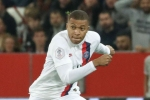 Nice 1-4 Paris Saint-Germain: Returning Mbappe stars against nine-man hosts