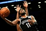 NBA: Irving scores 50 points in record-setting debut but Nets lose in OT