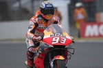Marc Marquez makes MotoGP history with pole in Japan