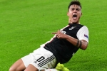 Juventus 2-1 Lokomotiv Moscow: Late Dybala double rescues Serie A champions
