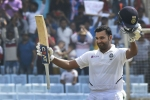 India Vs South Africa: Rohit Sharma slams career-defining maiden double century in Test: Twitterati hail the 'Hitman'