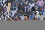Rohit Sharma slams career-defining maiden double century in Test: Twitterati hail the 'Hitman'