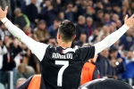 Juventus 2-1 Bologna: Ronaldo on target again in victory