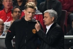 McTominay speaks to 'special' former Man United boss Mourinho after matches