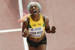 Fraser-Pryce short-listed for Female World Athlete of the Year 2019 award