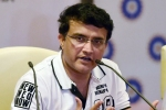 Sourav Ganguly expresses optimism over Bangladesh tour of India, says PM Sheikh Hasina has given her consent