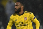 Lacazette welcomes international break as Arsenal search for confidence