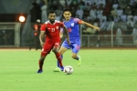 2022 FIFA World Cup Qualifiers, India vs Oman: India go down by a solitary goal in Muscat