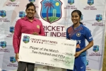 India Women Vs West Indies: Jemimah stars as India win 3rd T20I by 7 wickets, seal series