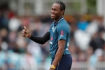 Racists out of tune with changing world, says England star Jofra Archer