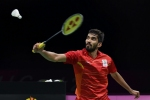 Korea Masters: Indian challenge ends as Srikanth and Sameer crash out