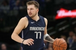 Doncic joins LeBron after 40-point triple-double, Clippers edge Thunder