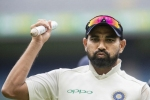 Best red-ball bowler on current form – Steyn, Gavaskar and Gambir praise Shami