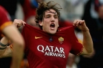 Zaniolo 'very happy' at Roma amid Manchester United links