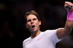 Nadal produces stunning ATP Finals comeback to deny Medvedev