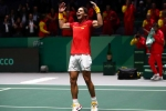 Davis Cup: Nadal helps Spain past Russia, Canada stun USA