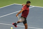 Davis Cup: Bopanna pulls out of tie against Pakistan due to shoulder injury