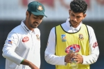 India vs Bangladesh, Day/Night Test: Bangladesh's Saif Hassan ruled out of Pink Ball Test