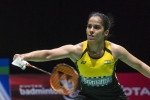 Hong Kong Open: Saina Nehwal, Sameer Verma crash out