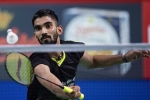 Hong Kong Open 2019: Srikanth loses in semifinals