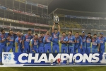 India's T20I Complete Schedule before ICC T20 World Cup 2020