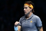 ATP Finals: Classy Thiem beats Federer on opening night in London