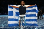 History-making Tsitsipas stunned by ATP Finals turnaround