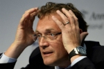 Former FIFA secretary general Jerome Valcke challenges ban