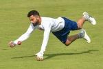 Virat Kohli plays 'gully cricket' with kids