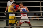 Big Bout Indian Boxing League: Gujarat Giants tame NE Rhinos in a close contest for second win