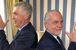 'I didn't call anyone' – Napoli president has total faith in Ancelotti amid Gattuso reports
