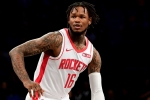 NBA wrap: Rockets overcome Raptors, 76ers beaten