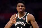 NBA wrap: Bucks win 18th straight, Bulls stun Clippers