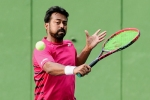 Australian Open 2020: Leander Paes, Jelena Ostapenko crash out of mixed doubles
