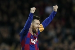 La Liga: Messi scores four as Barcelona jump above defeated Real Madrid before Clasico