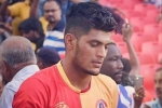 Hero I-League: Diagnosed with chicken pox, East Bengal defender plays I-League match